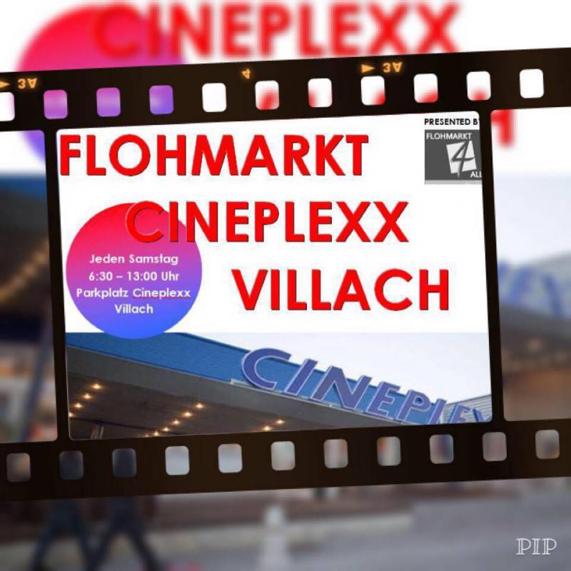 Wochen Flohmarkt Cineplexx Parkplatz In 9500 Villach Maria
